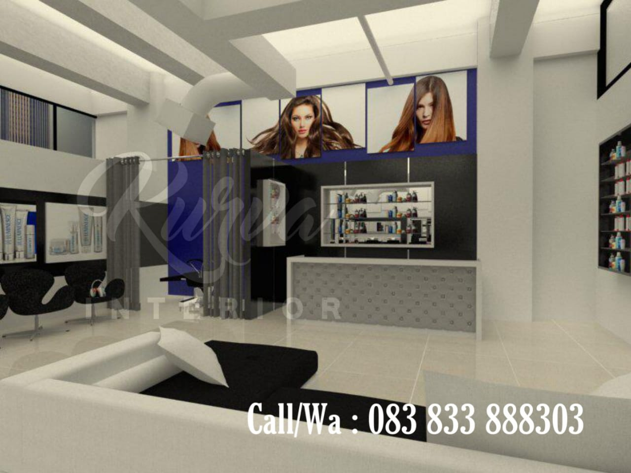 Exclusive Salon and Spa, Surabaya